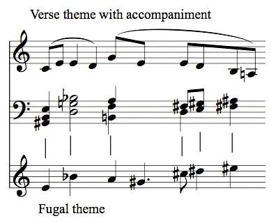 Verse-Fugal