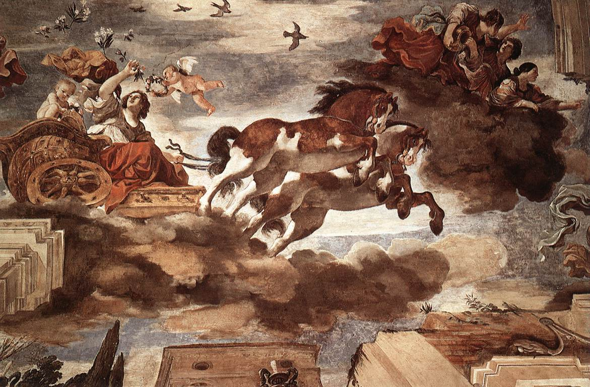 Guercino Aurora 1 Thursday, October 14, 2010