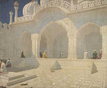 Vasily_Vereshchagin_-_Pearl_Mosque,_Delhi.jpg