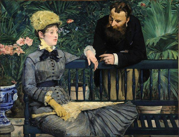In_the_Conservatory_Manet