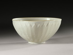 8974 Lot 94 rare and important ding bowl
