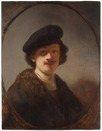 Rembrandt-Shaded Eyes