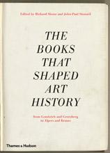 TheBooks That ShapedArtHistory