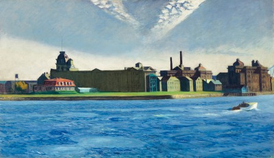 Hopper_Blackwells_Island