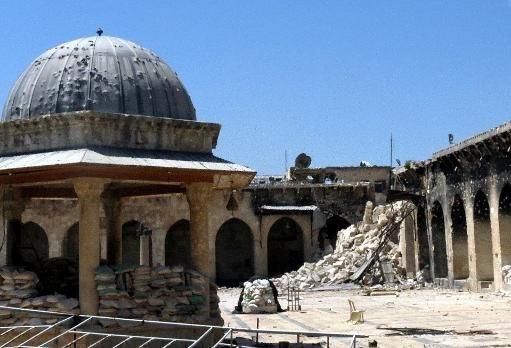 AleppoMinaret