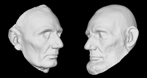 Lincoln'sLifeMask