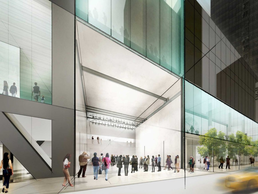 MoMA's expansion plan