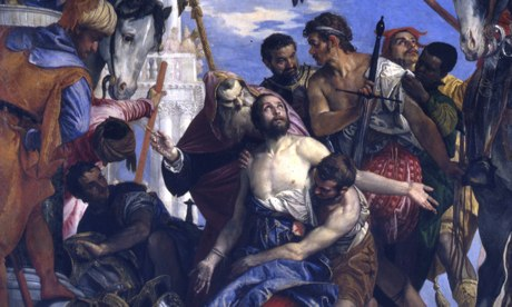 Veronese's Martyrdom of Saint George