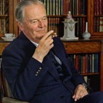 NPG P1153; Kenneth Clark, Baron Clark by Bernard Lee ('Bern') Schwartz