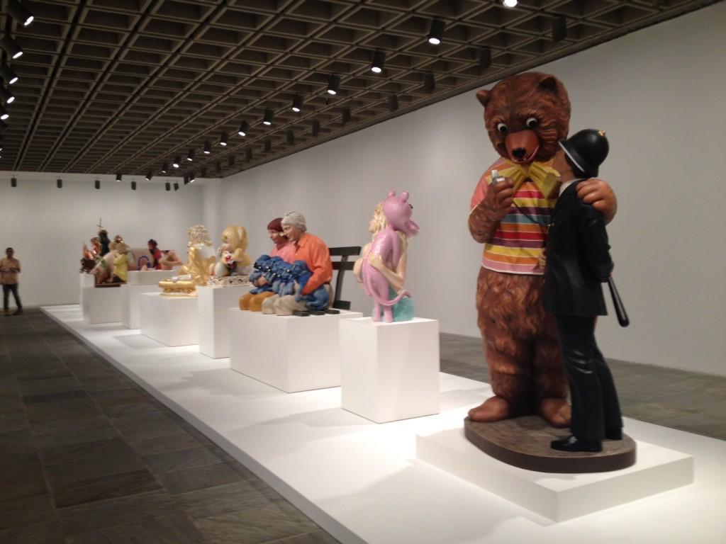 Koons gallery