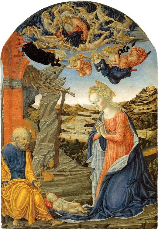 Francesco_di_Giorgio_Martini_Italian_painter_1439_1502_Nativity