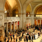 Trading Places: The Met Museum and–Not MoMA