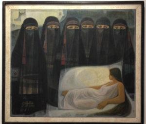 """The Masked"" by Nasr Abdelaziz, Jordan"