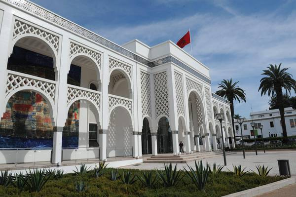 New 'Mohammed VI Museum of Modern and Contemporary Art' in Rabat