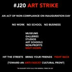 "What About The ""Art Strike""? It's Not So Simple"