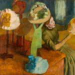 Paint, Hats and Degas–Really?