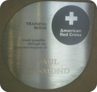 The Desmond Training Room