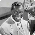 Nat Cole Head Shot