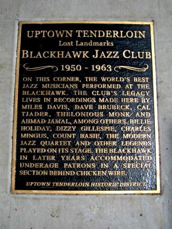 Blackhawk plaque