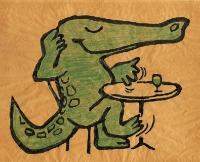 Hampton Hawes Alligator
