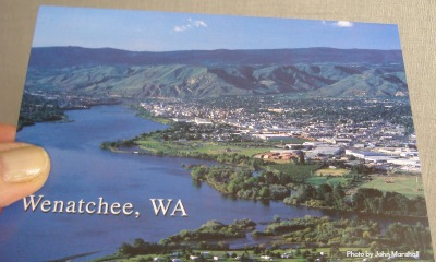 Wenatchee Postcard