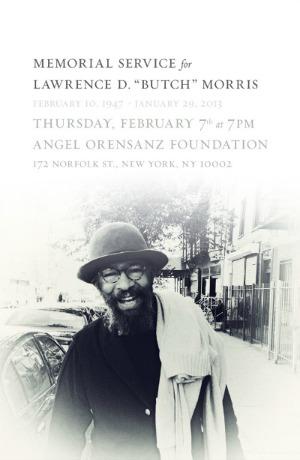 Butch Morris Memorial