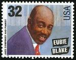 Eubie Blake Stamp
