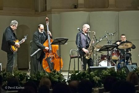Liebman Quartet Moscow