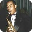 Johnny Hodges Facing Left