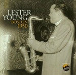 Lester Young 1950
