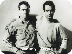 Moriarty and Kerouac