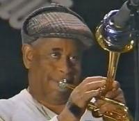 Dizzy head wtrumpet