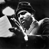 Thelonious Monk (1917-1982)Jazz pianist, photo: 1968