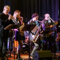 The 2015 Ballard Jazz Festival concludes with the Mainstage Concert at the Nordic Heritage Museum. The show opens with Lucas Pino's No Net Nonet. Lucas Pino, saxophone; Roxy Coss, saxophone; Richard Cole, baritone sax; Jay Thomas, trumpet; David Marriott, trombone; Dawn Clement, piano; Gregg Belisle-Chi, guitar; Michael Glynn, bass; John Bishop, drums
