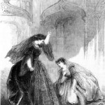 An early performance of Anna Bolena