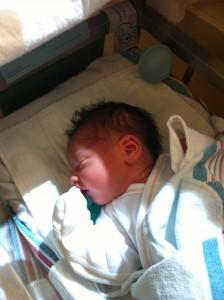 Newborn Rafa