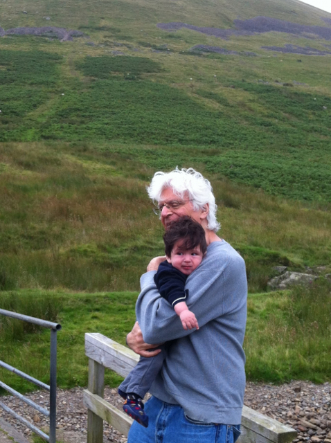 me and Rafa in Barbondale