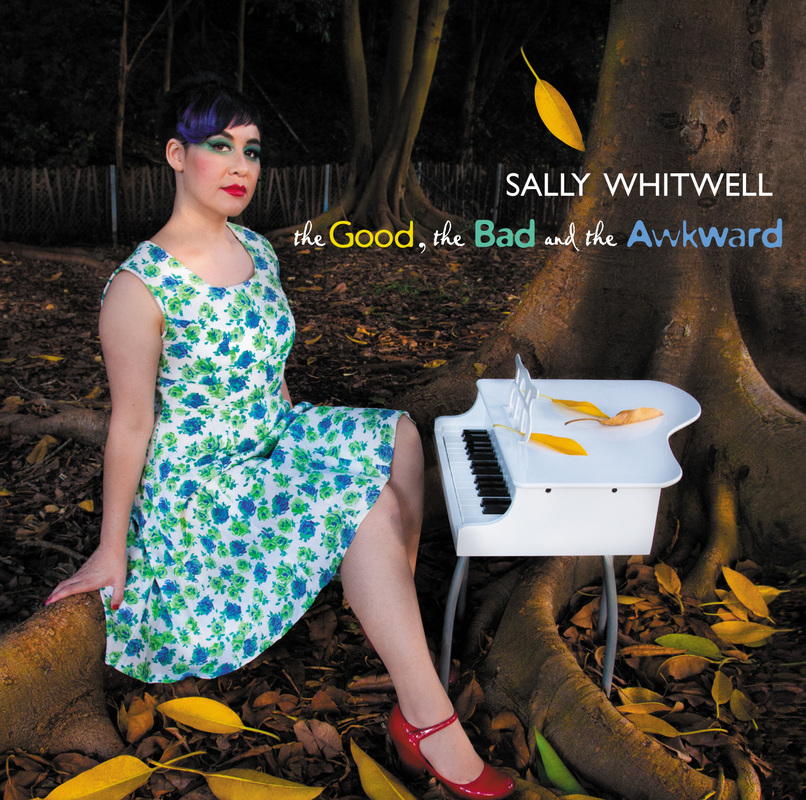 From Sally Whitwell: Adventures in performance