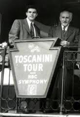 toscanini tour blog