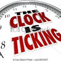ticking clock blog