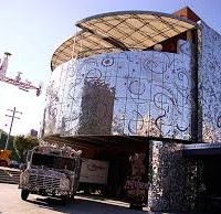 Definitely  not the Kennedy Center! The American Visionary Art Museum in Baltimore, one of my new arts model examples