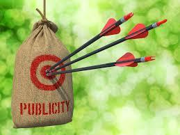 publicity blog
