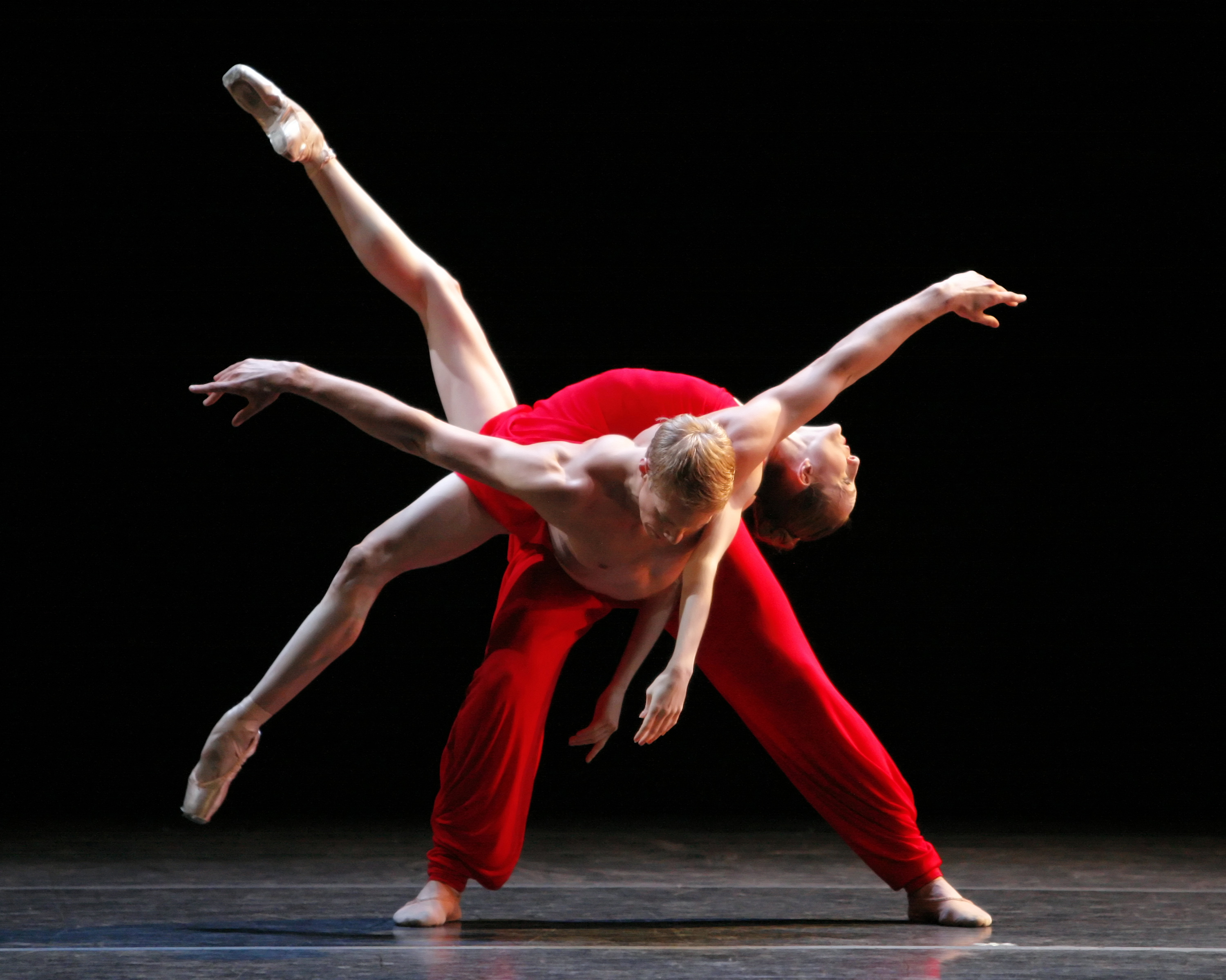MORPHOSES, Wendy Whelan and Andrew Crawford in RHAPSODY, photo by Erin Baiano.jpg