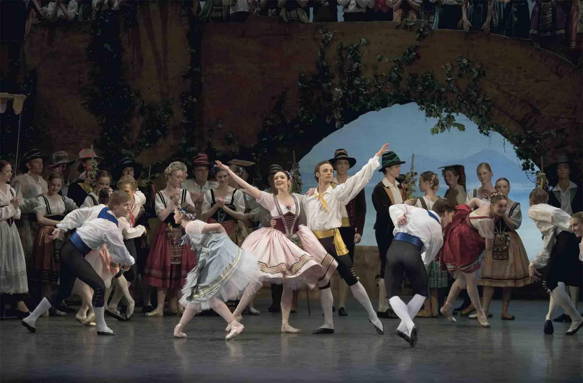 Dear Mr Fantasy The Ballet Bag