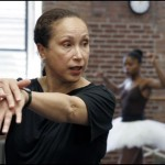 Virginia Johnson, Artistic Director of Dance Theatre of Harlem  Photo:  Martine Basagni