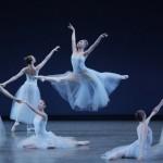 Tschaikovsky, a Balanchine Muse