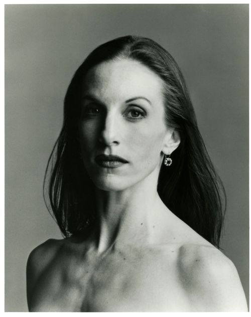Wendy Whelan Photo:  David Michalek