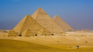 Egypt's economy must have been booming