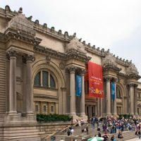 On charging admission at the Met